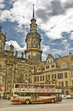 Cathedral of the Holy Trinity, Dresden, Germany Royalty Free Stock Images