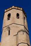 Cathedral of Huesca Stock Photo