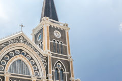 The Cathedral of the Immaculate Conception Stock Photo