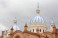 Cathedral Of The Immaculate Conception In Cuenca Stock Images