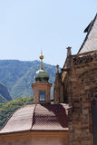 Cathedral In Bolzano South Tirol Italy Royalty Free Stock Photo