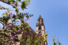 Cathedral In Bolzano South Tirol Italy Royalty Free Stock Photography