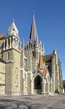 Cathedral In Lausanne 1 Royalty Free Stock Photos