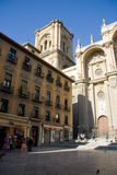 Cathedral of the Incarnation, Granada Stock Photography