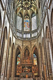 Cathedral Interior Royalty Free Stock Images