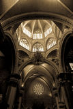 Cathedral Interior Stock Photography