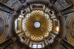 Cathedral interiors of Siena, Italy Royalty Free Stock Photography