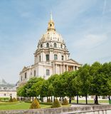 The Cathedral of Invalids, Paris Stock Photos