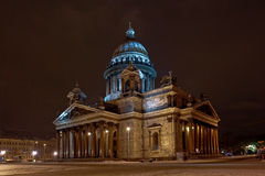 Cathedral of Isaak Stock Image