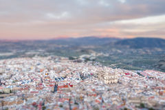 Cathedral in Jaen Royalty Free Stock Image