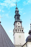 Cathedral of Jasna Gora Monastery. Czestochowa, Poland Royalty Free Stock Photos