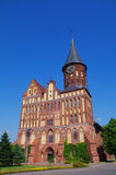 Cathedral Kaliningrad ( Koenigsberg ) Royalty Free Stock Photography