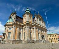 Cathedral of Kalmar, Sweden Stock Photos