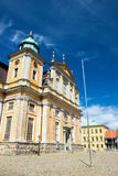 Cathedral of Kalmar, Sweden Royalty Free Stock Image
