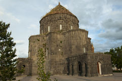 The Cathedral of Kars. Also known as the Holy Apostles Church Royalty Free Stock Photography