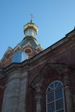 Cathedral. Kasimov church cathedral religion historical building Royalty Free Stock Photography