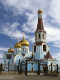 Cathedral of Kazan icon of the Mother of God royalty free stock images