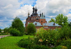 Cathedral of the Kazan Mother of God Royalty Free Stock Photos