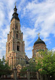 Cathedral in Kharkiv. Annunciation Cathedral in Kharkiv, Ukraine Stock Images