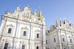 Cathedral in Kiev Stock Photos
