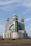 Cathedral in Kiev Royalty Free Stock Photo