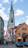 Cathedral of Konstanz Royalty Free Stock Photography