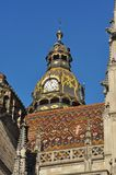 Cathedral in kosice Stock Images