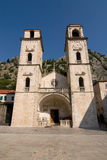 Cathedral of Kotor Royalty Free Stock Photo