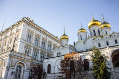 Cathedral in Kremlin, Moscow Stock Photo