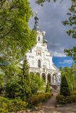 Cathedral in Kronshtadt, Russia Royalty Free Stock Photography