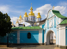 Cathedral in Kyiv Royalty Free Stock Photos