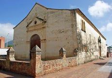 Cathedral, La Asuncion, Isla Margarita, Venezuela Stock Photo