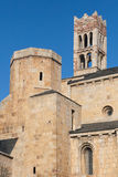 Cathedral of La Seu de Urgell Royalty Free Stock Image