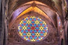 Cathedral La Seu Palma de Mallorca Royalty Free Stock Photos