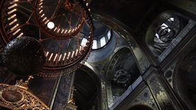 Cathedral stock video footage