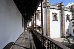 Cathedral in Las Palmas, Spain. Cathedral Santa Ana, Las Palmas de Gran Canaria, Spain Stock Photos