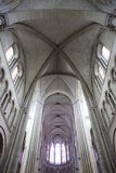 The cathedral, le Mans, France Royalty Free Stock Photo