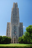 Cathedral of Learning Stock Photography