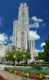 Cathedral of Learning Royalty Free Stock Image