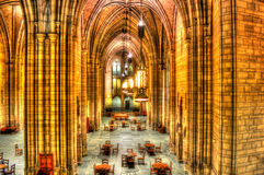 Cathedral of Learning Nationality Room Pittsburgh University Royalty Free Stock Photography