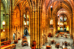 Cathedral of Learning Nationality Rooms Stock Photo