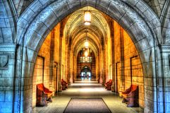 Cathedral of Learning Royalty Free Stock Photos