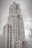 Cathedral of Learning Stock Image