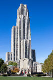 Cathedral of Learning Stock Images