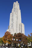 The Cathedral of Learning Royalty Free Stock Image