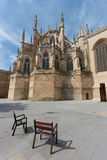 Cathedral of Leon Stock Photos