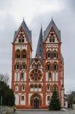 Cathedral of Limburg, Germany Stock Image