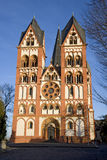 Cathedral in Limburg, Germany Royalty Free Stock Photo