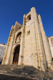 Cathedral of Lisbon, Portugal Stock Images