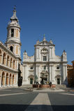 Cathedral Of Loreto Stock Image